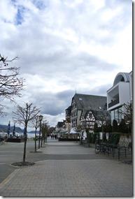 Alter Weinbergweg Bad Breisig - Uferpromenade