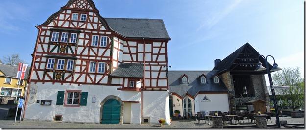 Rheinsteig Vallendar-Ehrenbereitstein - Zur Traube