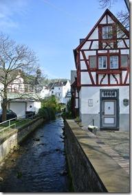 Rheinsteig Vallendar-Ehrenbereitstein - Fachwerkhaus in Vallendar