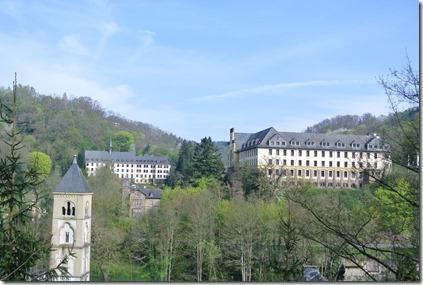 Rheinsteig Vallendar-Ehrenbereitstein - Kloster Schönstatt