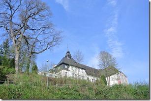 Rheinsteig Vallendar-Ehrenbereitstein - Theologische Fakultät