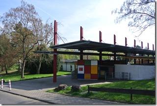 Rheinsteig Vallendar-Ehrenbereitstein - Freibad