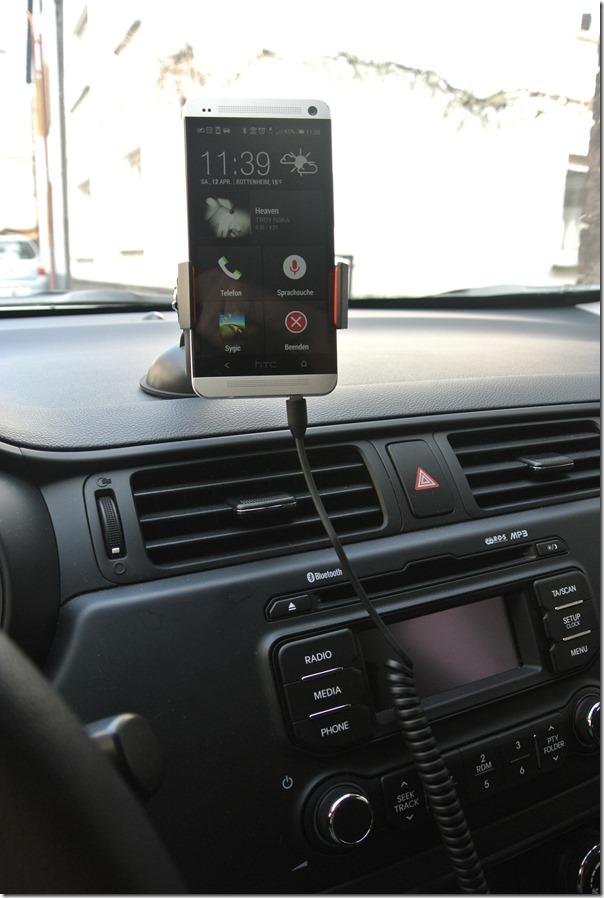 HTC Kfz Ladegerät - Mit HTC One