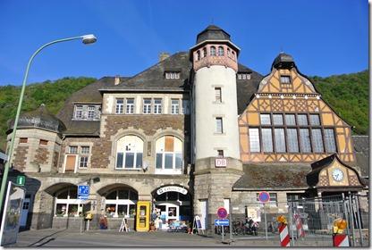 Moselsteig Etappe 19.2 - Bahnhof Cochem