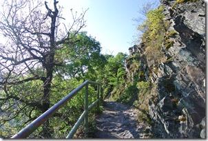 Moselsteig Etappe 19.2 - Zugang Pinnerkreuz