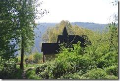 Moselsteig Etappe 19.2 - Seitzkapelle von oben