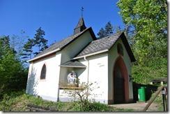 Moselsteig Etappe 19.2 - Seitzkapelle von unten