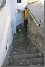 Moselsteig Etappe 19.2 - Treppe nach Klotten