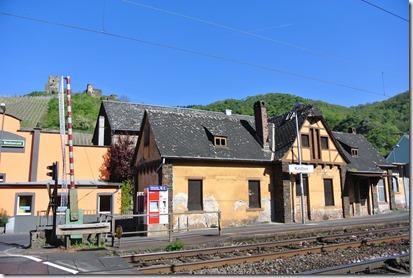 Moselsteig Etappe 19.2 - Bahnhof Klotten