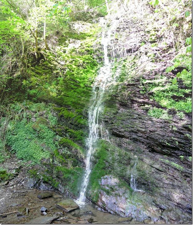 Moselsteig Etappe 19.2 - Wasserfall (groß)