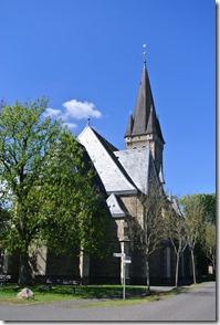 Moselsteig Etappe 19.2 - Kirche in Kail