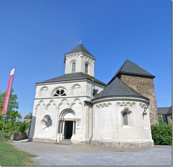 Moselsteig Etappe 23 - Matthiaskapelle