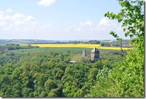 Moselsteig Etappe 23 - Oberburg und Maifeld