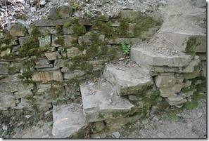 Moselsteig Etappe 23 - Treppen