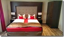 Moselsteig Etappe Reil - Zell (Mosel) - Unser Hotelzimmer