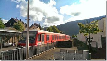 Moselsteig Traben-Trarbach - Reil - Bahnhof Traben-Trarbach