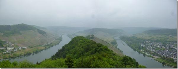 Moselsteig Etappe Reil - Zell (Mosel) - Moselschleife