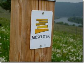 Moselsteig Etappe Reil - Zell (Mosel) - Moselsteiglogo