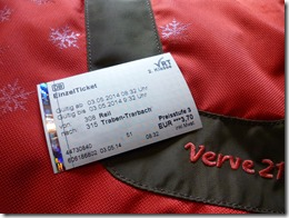 Moselsteig Traben-Trarbach - Reil - Moselbahnticket