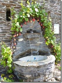 Moselsteig Traben-Trarbach - Reil - Brunnen in Enkirch