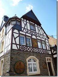 Moselsteig Traben-Trarbach - Reil - Enkirch und alte Häuser