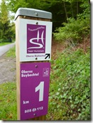 Traumschleife Oberes Baybachtal - Kilometer 1