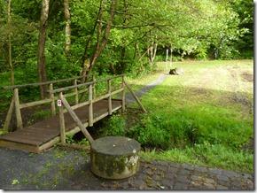Traumschleife Oberes Baybachtal - Brücke zum Brunnen