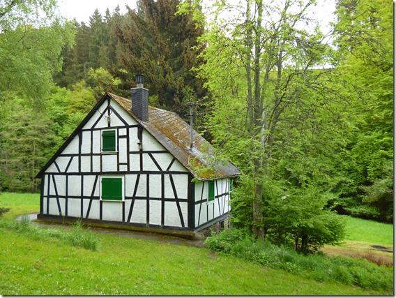 Traumschleife Oberes Baybachtal - Striedersmühle