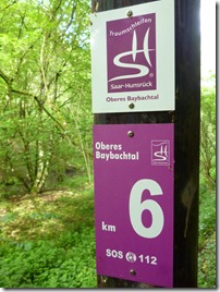 Traumschleife Oberes Baybachtal - Kilometer 6