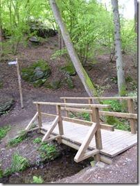 Traumschleife Oberes Baybachtal - noch eine Brücke