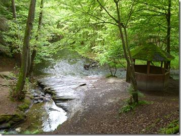 Traumschleife Oberes Baybachtal - Rutsch, von oben