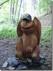 Traumschleife Oberes Baybachtal - Waldteufel mit Mütze