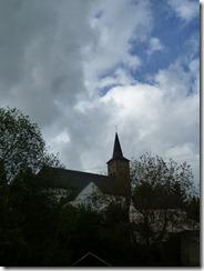 Traumschleife Oberes Baybachtal - Kirche von Bickenbach