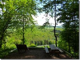 Traumschleife Oberes Baybachtal - Aussichtspunkt Fuchsbau