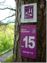 Traumschleife Oberes Baybachtal - Kilometer 15