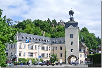 Rheinsteig Sayn - Vallendar - Schloss und Burg
