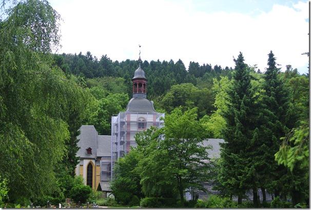 Rheinsteig Sayn - Vallendar - Abtei Sayn