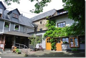Rheinsteig Sayn - Vallendar - Wüstenhof (Hauptgebäude)