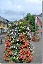 Rheinsteig Sayn - Vallendar - Zielpunkt: Der Rathausplatz