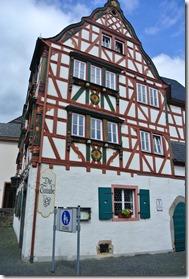 Rheinsteig Sayn - Vallendar - Fachwerk in Vallendar