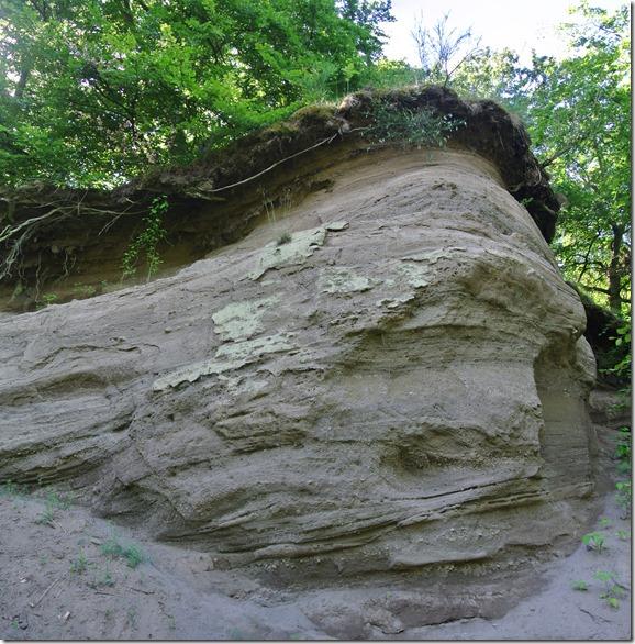 Laacher See: Geopfad L - Steinbruch