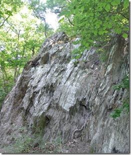 Laacher See: Geopfad L - Steinformation
