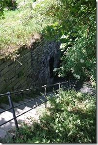 Laacher See: Geopfad L - Abfluss XXL