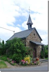 Moselsteig Treis-Karden - Moselkern - Kapelle in Müdenerberg