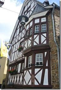 Moselsteig Treis-Karden - Moselkern - Altes Rathaus Moselkern