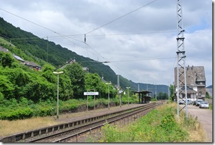 Moselsteig Treis-Karden - Moselkern - Bahnhof Moselkern
