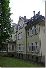 Fürstenweg - Eingangsbereich Monrepos