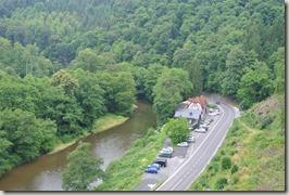 Fürstenweg - Die Mühle an der Wied