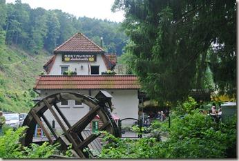 Fürstenweg - Tschüs Mühle