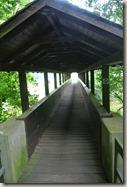 Fürstenweg - Brücke über die Wied